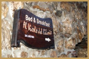 Bed & Breakfast Al Vicolo del Cilento - Felitto - Salerno