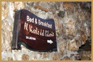 Bed & Breakfast Al Vicolo del Cilento - Felitto - Salerno